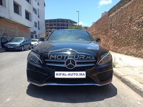 سيارة في المغرب MERCEDES Classe c 220d pack amg - 275655