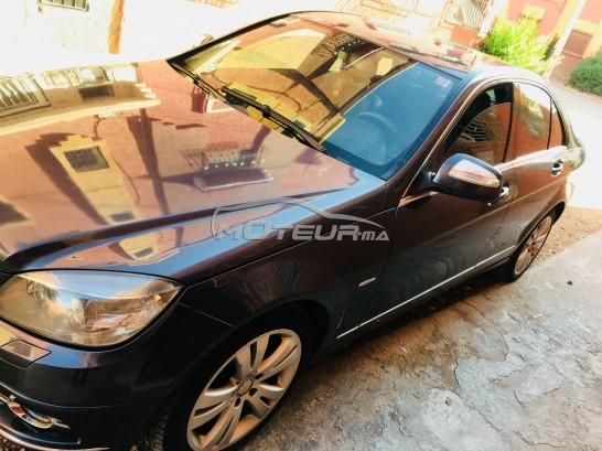 سيارة في المغرب مرسيدس بنز كلاسي سي - 185578