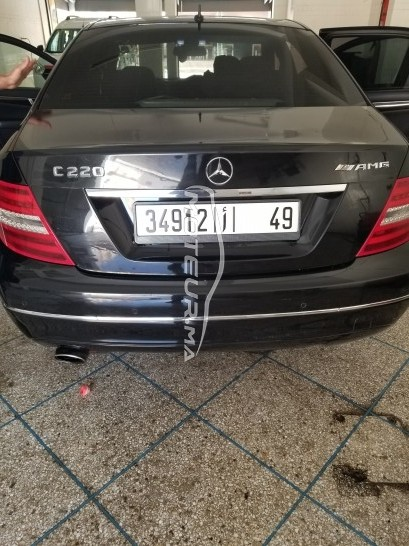 MERCEDES Classe c 220 pack amg occasion 1051279