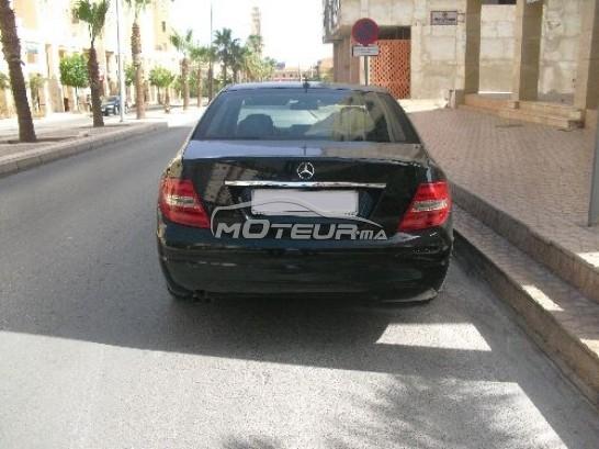Voiture au Maroc MERCEDES Classe c - 210768
