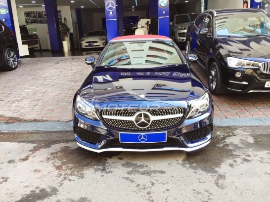 MERCEDES Classe c 220d pack amg line occasion 601285