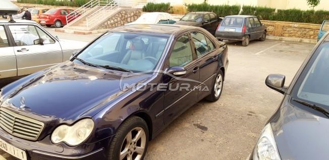 سيارة في المغرب MERCEDES Classe c 220 avantgarde - 261945