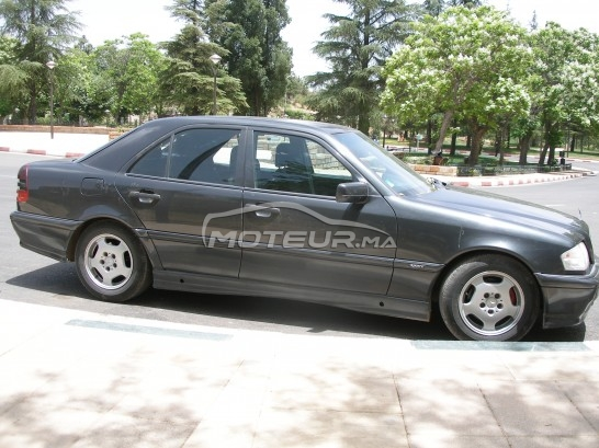 MERCEDES Classe c 250 turbo occasion