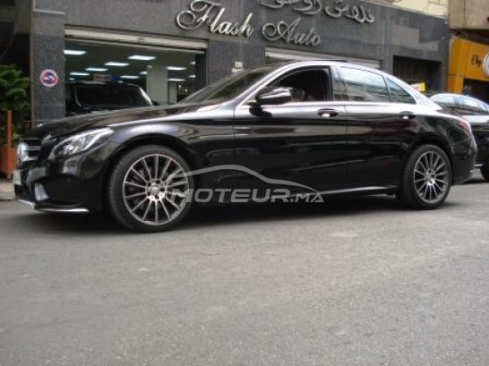 MERCEDES Classe c 220d pack amg occasion 583578