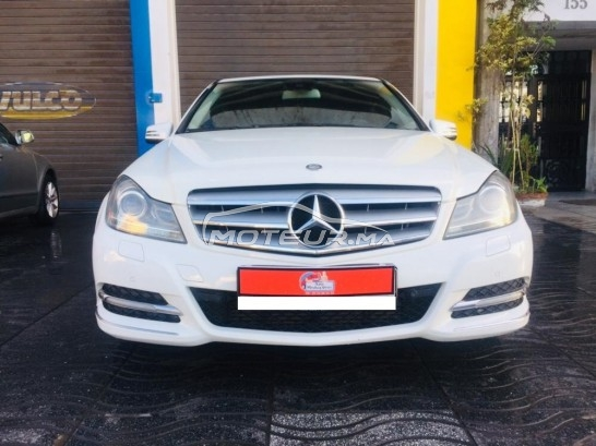 MERCEDES Classe c 220 blue efficiency occasion