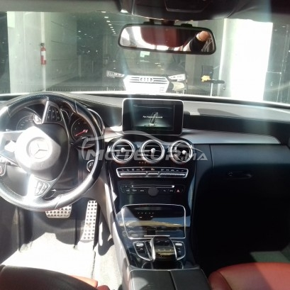 MERCEDES Classe c 220d pack amg occasion 728320
