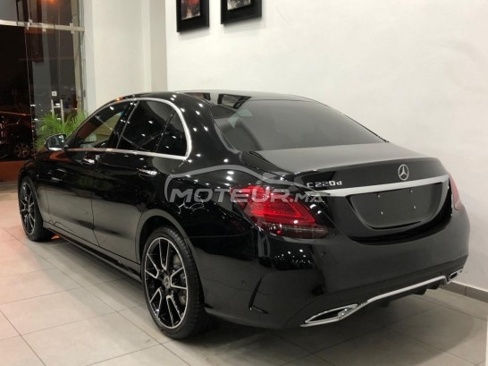 MERCEDES Classe c 220 cdi pack amg occasion 664266