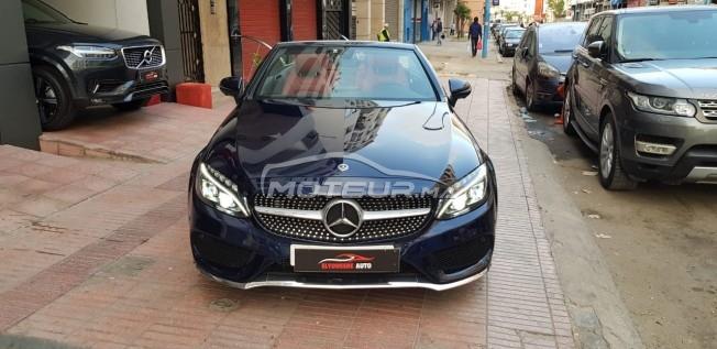 سيارة في المغرب مرسيدس بنز كلاسي سي 220d pack amg cabriolet - 226651
