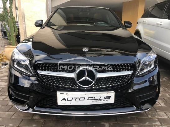 Acheter voiture occasion MERCEDES Classe c 220d amg line plus au Maroc - 288835
