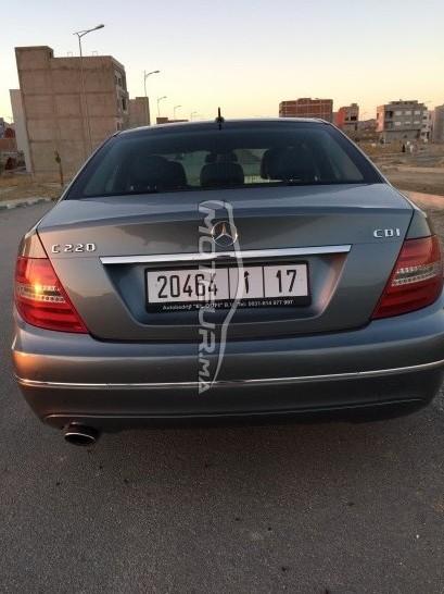 سيارة في المغرب مرسيدس بنز كلاسي سي 220 cdi - 236400