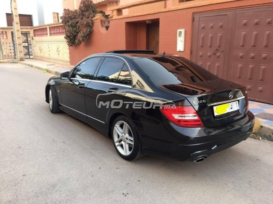 mercedes classe c 220 cdi pack amg 2012 diesel 167410. Black Bedroom Furniture Sets. Home Design Ideas