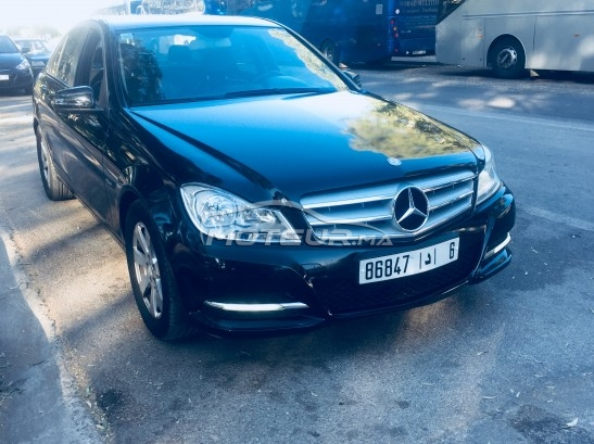 سيارة في المغرب مرسيدس بنز كلاسي سي Blueefficiency - 227807