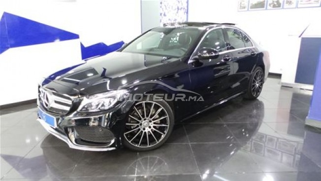 MERCEDES Classe c 220d pack amg line occasion