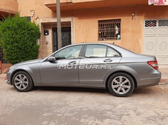 Voiture Mercedes benz Classe c 2009 à marrakech  Diesel  - 9 chevaux