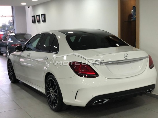 MERCEDES Classe c 220 cdi pack amg occasion 685155