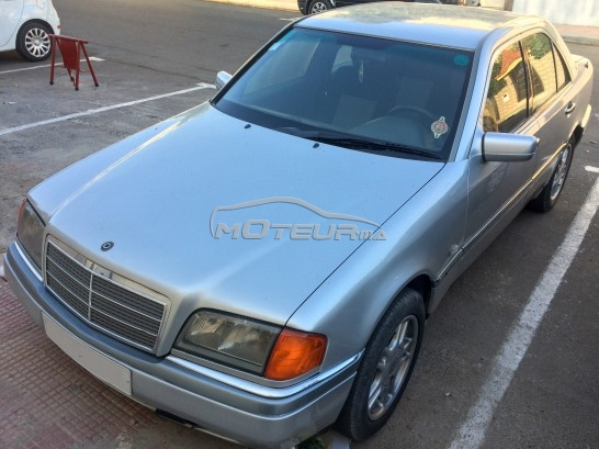 سيارة في المغرب مرسيدس بنز كلاسي سي - 221926