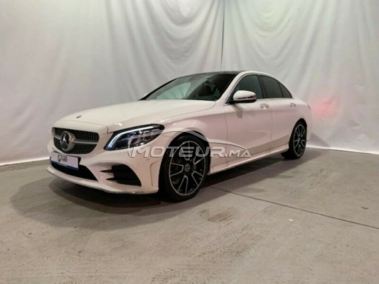MERCEDES Classe c 220d amg occasion