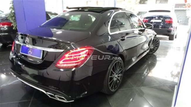 MERCEDES Classe c 220d pack amg line occasion 591876