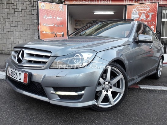 MERCEDES Classe c 220 cdi amg blueefficiency مستعملة