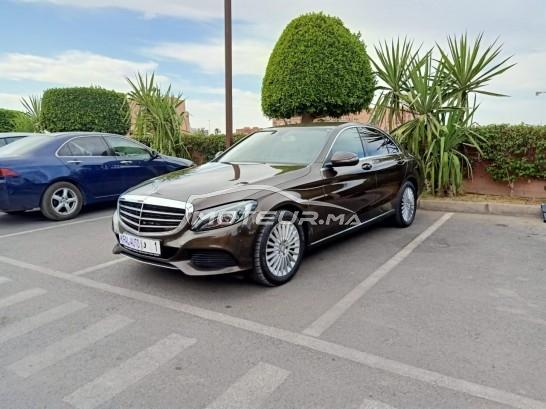 سيارة في المغرب MERCEDES Classe c 220d exclusive - 293242