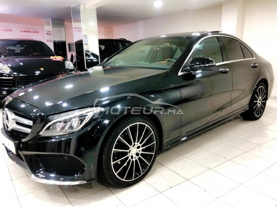 MERCEDES Classe c 220 cdi amg pack occasion