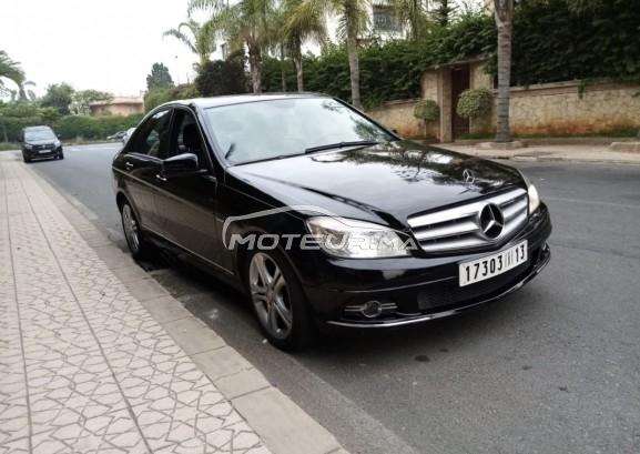 شراء السيارات المستعملة MERCEDES Classe c 2.0d في المغرب - 294314