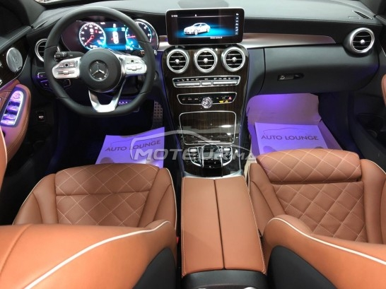 MERCEDES Classe c 220 cdi pack amg occasion 685157