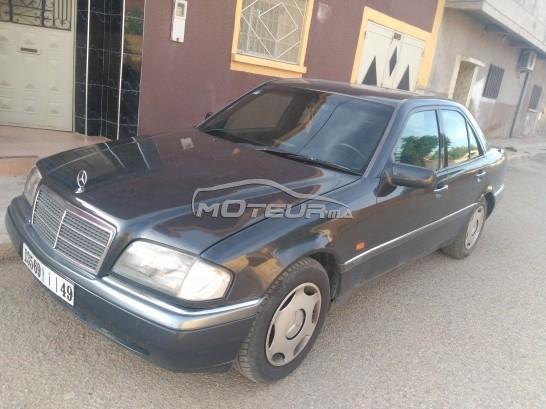سيارة في المغرب مرسيدس بنز كلاسي سي 220 - 162491