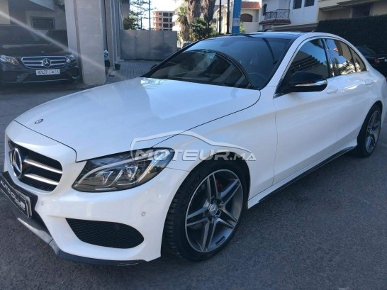 MERCEDES Classe c 220d pack amg occasion 725783