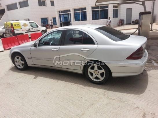 سيارة في المغرب مرسيدس بنز كلاسي سي 220 - 229337
