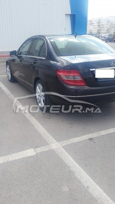 سيارة في المغرب MERCEDES Classe c 200 blueefficiency - 265553