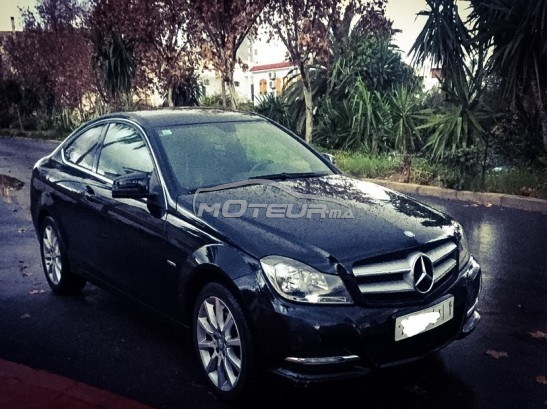 mercedes classe c c250 cdi 2013 diesel 146725 occasion rabat maroc. Black Bedroom Furniture Sets. Home Design Ideas