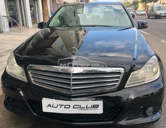 سيارة في المغرب مرسيدس بنز كلاسي سي 220 cdi - 207713
