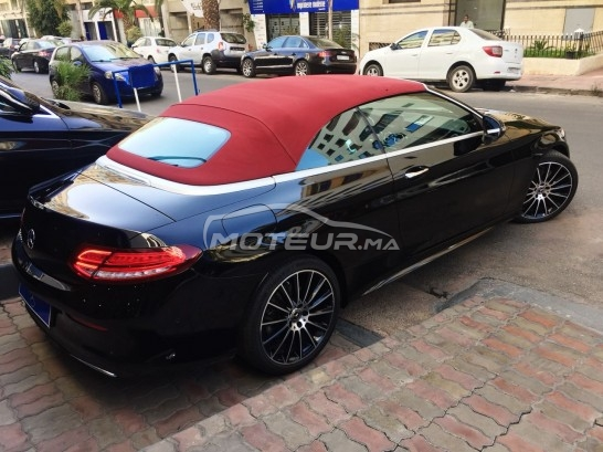 MERCEDES Classe c Cabriolet pack amg occasion 580004