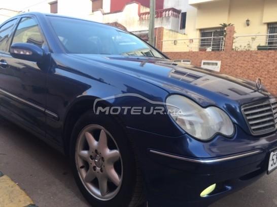 سيارة في المغرب MERCEDES Classe c 220 elegance - 260730
