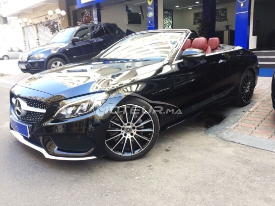 MERCEDES Classe c Cabriolet pack amg occasion