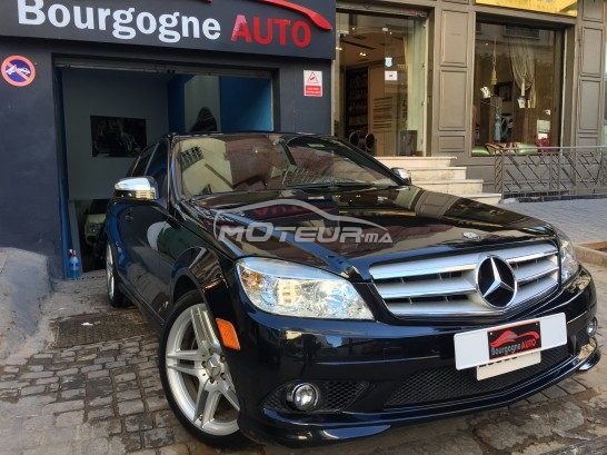 MERCEDES Classe c 300 pack amg occasion