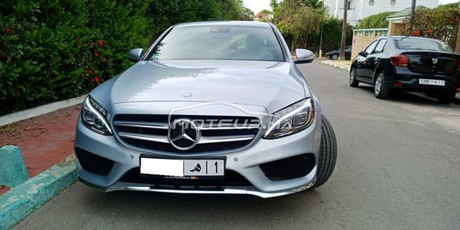 MERCEDES Classe c 220 cdi amg line occasion
