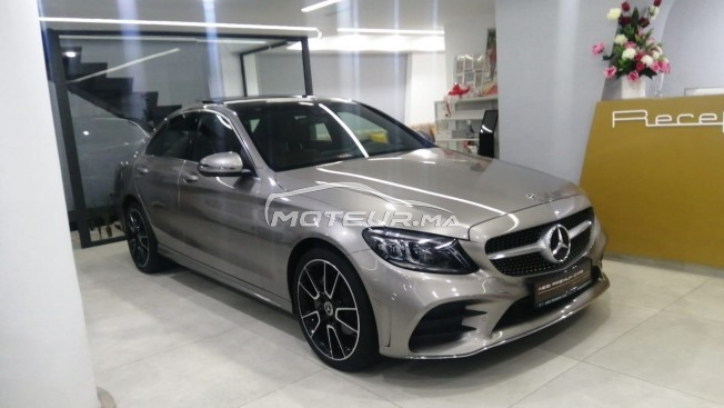 Voiture Mercedes benz Classe c 2020 à oujda  Diesel