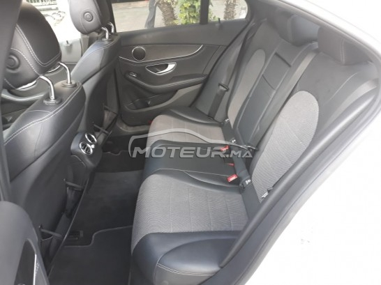 mercedes classe c 220 cdi avantgarde 170 ch 2014 diesel 200817 occasion casablanca maroc. Black Bedroom Furniture Sets. Home Design Ideas