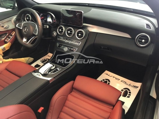 MERCEDES Classe c 220d pack amg occasion 525728