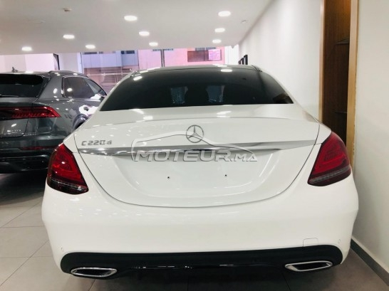 MERCEDES Classe c 220 cdi pack amg occasion 685160