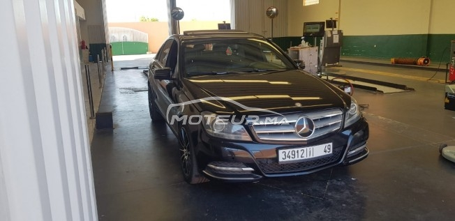 MERCEDES Classe c 220 pack amg occasion 1051421
