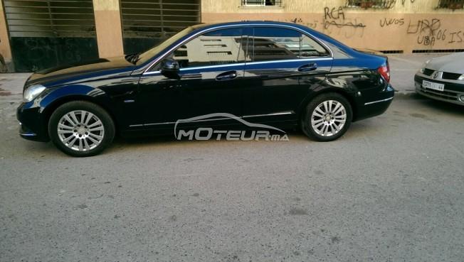 سيارة في المغرب مرسيدس بنز كلاسي سي 220 cdi - 177620