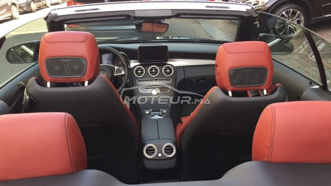 MERCEDES Classe c 220d pack amg line occasion 601286