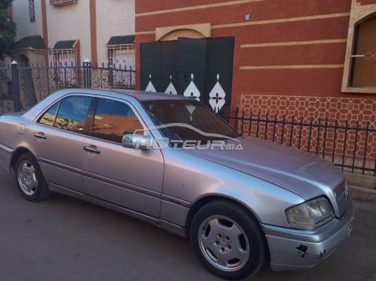 Voiture au Maroc MERCEDES Classe c - 145165