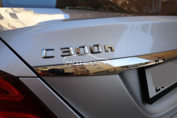 مرسيدس بنز كلاسي سي 300 hybrid مستعملة 1105656