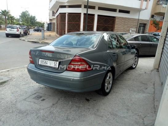 سيارة في المغرب مرسيدس بنز كلاسي سي 220 avantgarde - 236459