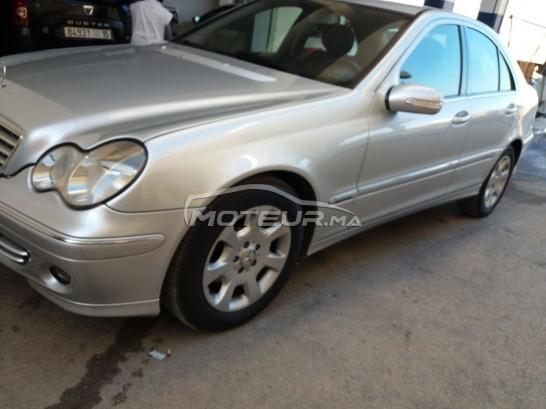 سيارة في المغرب مرسيدس بنز كلاسي سي 220 - 236369