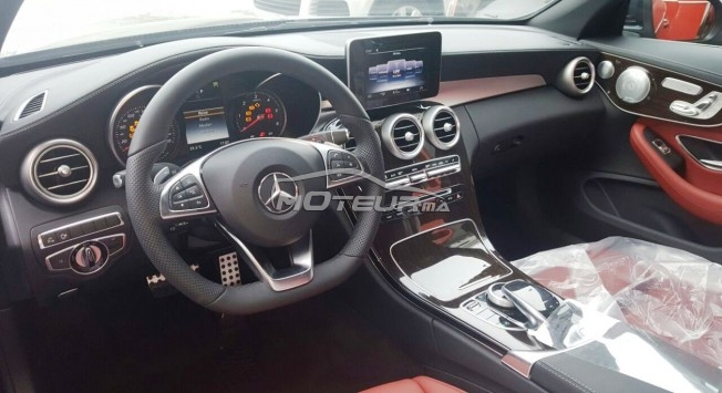 mercedes classe c 220d cabriolet 2018 diesel 150844 occasion casablanca maroc. Black Bedroom Furniture Sets. Home Design Ideas